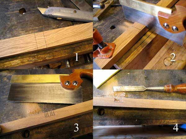 Making Dados with Hand Tools | Norse Woodsmith